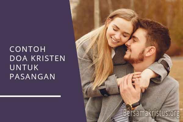 contoh doa kristen untuk pasangan