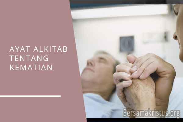 ayat alkitab tentang kematian