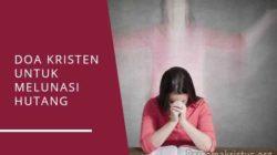 doa kristen untuk melunasi hutang