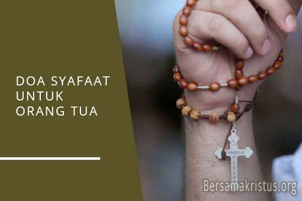 doa syafaat untuk orang tua