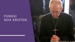 fungsi doa kristen