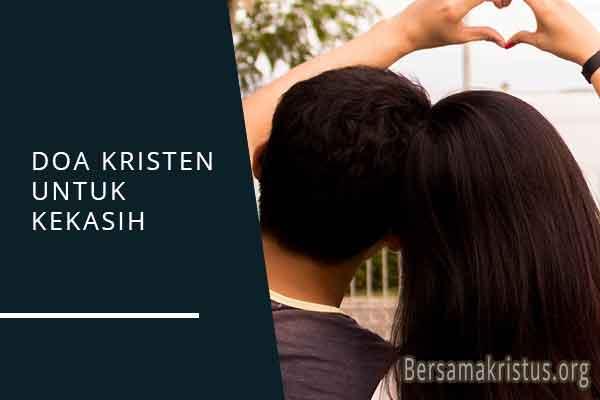 doa kristen untuk kekasih