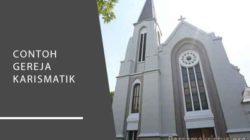 contoh gereja karismatik