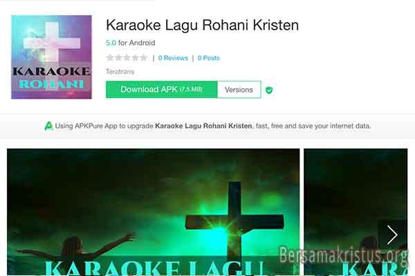 karaoke lagu rohani kristen