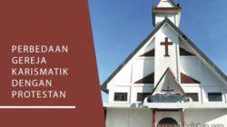 perbedaan gereja karismatik dengan protestan