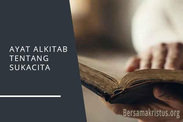ayat alkitab tentang sukacita