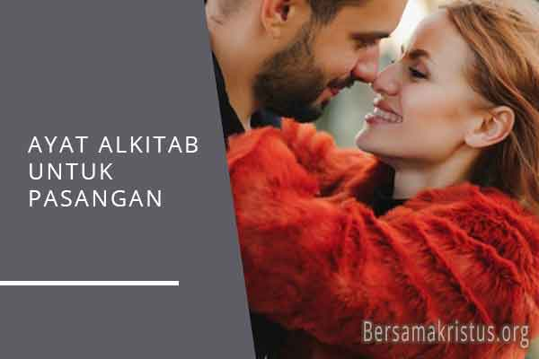 ayat alkitab untuk pasangan