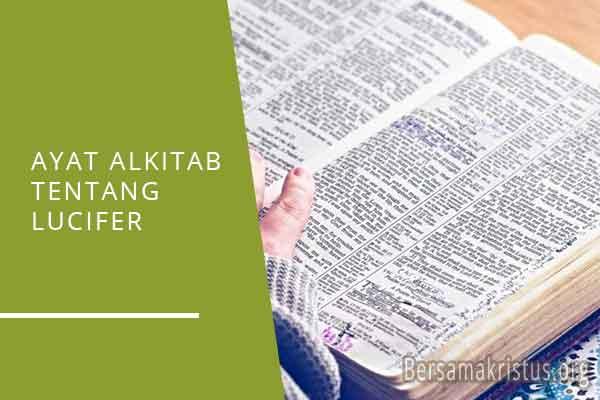 ayat alkitab tentang lucifer