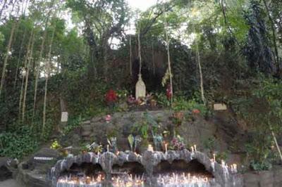 Goa Fatima Sawer Rahmat di Kuningan