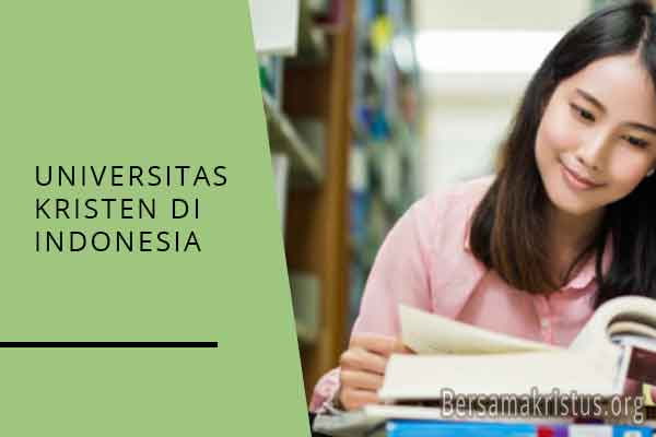 universitas kristen di indonesia