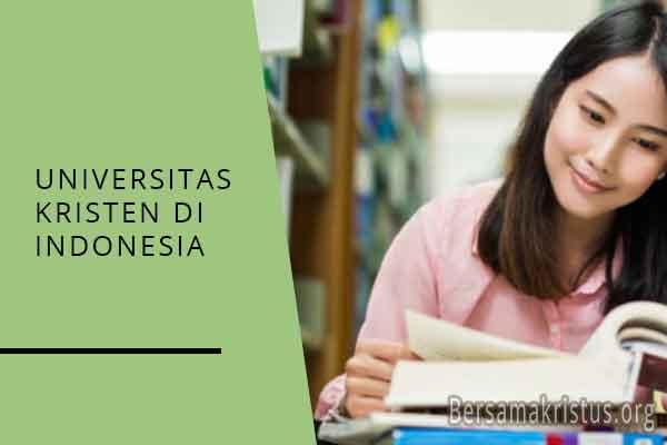 universitas kristen di indonesia