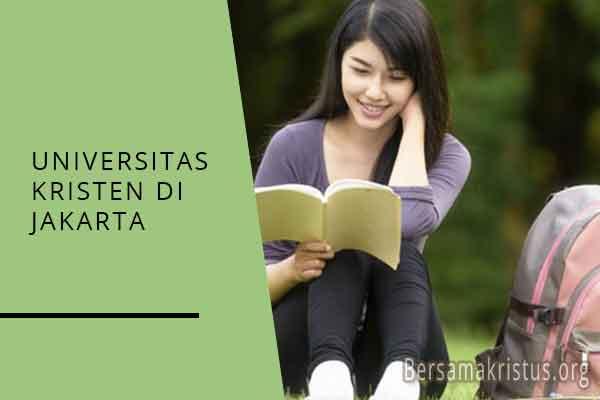 universitas kristen di jakarta