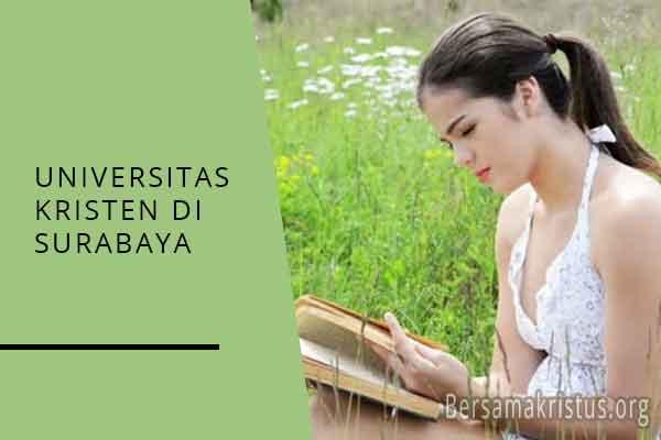 universitas kristen di surabaya