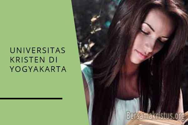 universitas kristen di yogyakarta