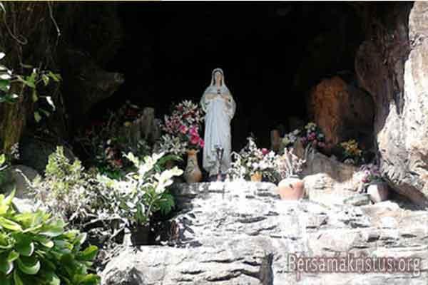 gua maria sendang ratu kenya