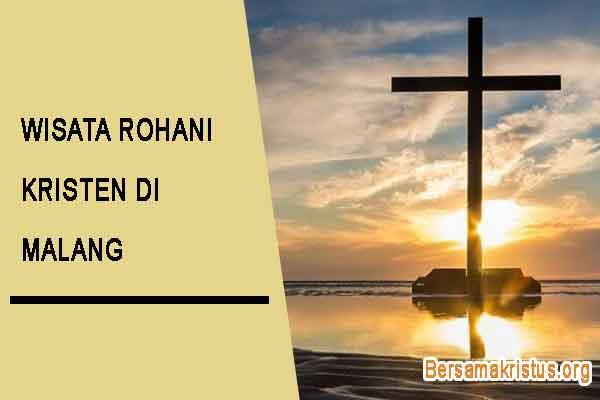 wisata rohani kristen di malang