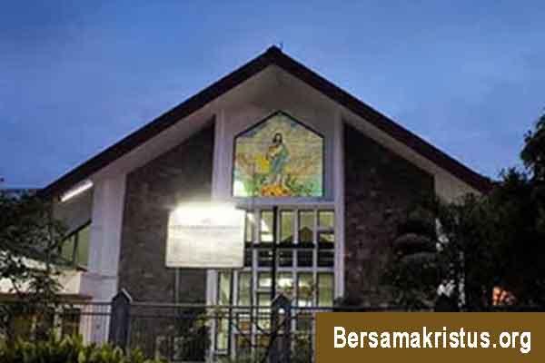 Gereja Kristen Indonesia Ngagel Surabaya