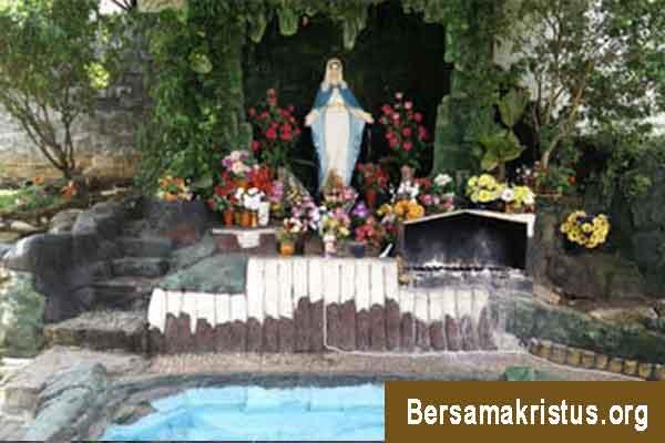gua maria talangingsih