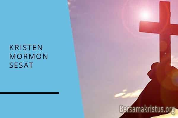 kristen mormon sesat